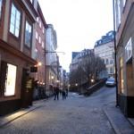 Estocolmo: explorando Gamla Stan