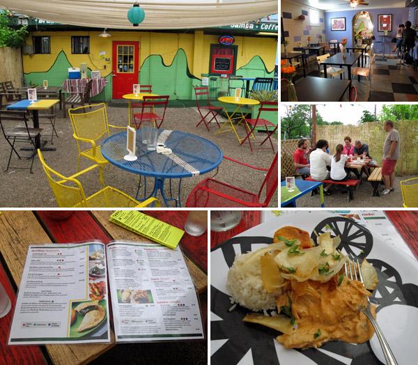 Segunda parada: restaurante brasileiro com comidinha caseira