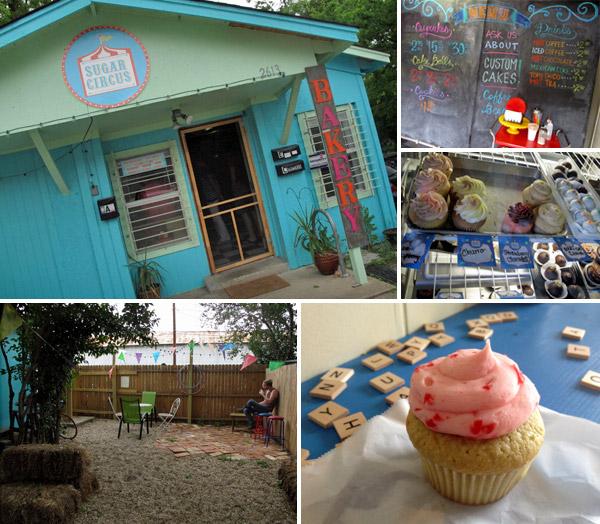 Hora do doce: cupcakes na Sugar Circus