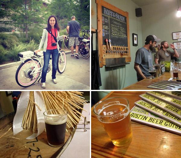 Hops and Grain: degustação de cerveja artesanal