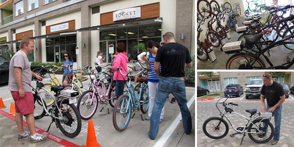 Escolhendo as nossas bicicletas elétricas e aprendendo como elas funcionam