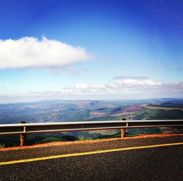 A estrada para Polakwane