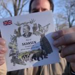 Estocolmo: Skansen no inverno