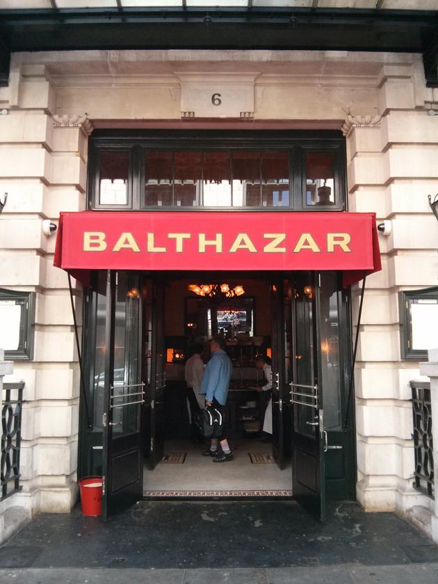 balthazar londres