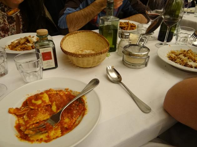 restaurante Il Latini Florença