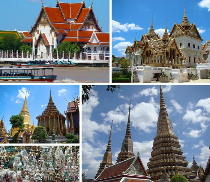 Arquitetura e Templos