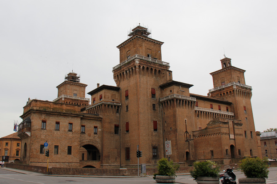 Itália: A Cidade Medieval de Ferrara