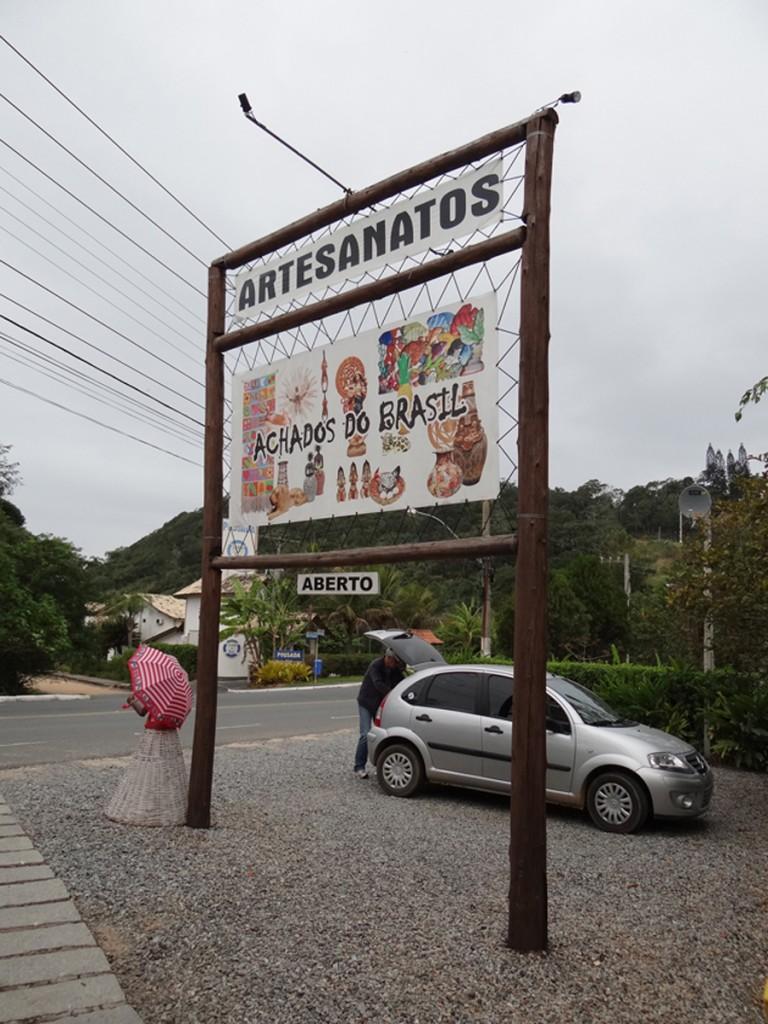 achados do brasil