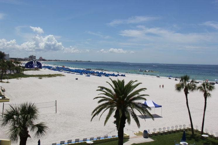 Hotel Pé Na Areia Em St Pete Beach