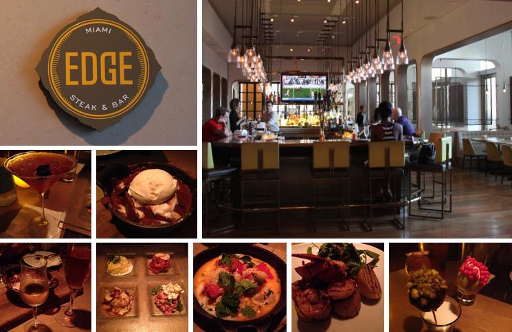 Restaurante Edge