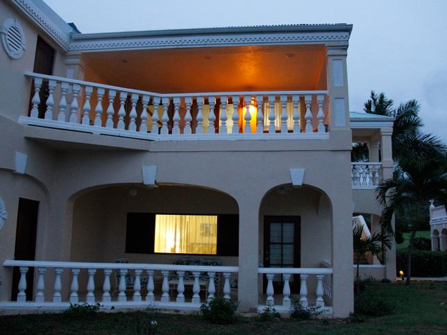 As casas de praia