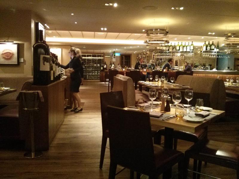 Bar Boulud Londres