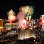 O Que Fazer em Las Vegas No Reveillon/ Ano Novo 2013