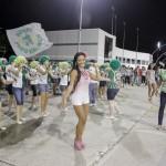 Carnaval 2014 – Ensaio Técnico – São Paulo (SP) – 17.01.2014 – Geral - Ensaio Técnico da Mancha Verde para o Carnaval 2014. Foto: Jose Cordeiro/SPTuris