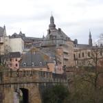 Fim de semana em Luxemburgo