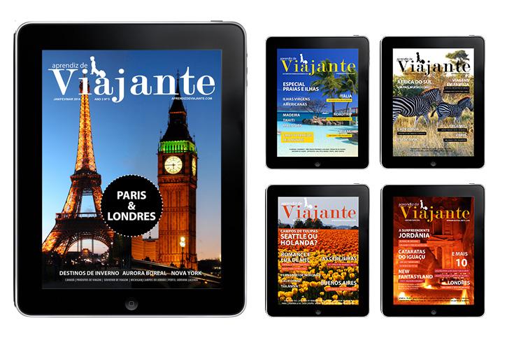 revistas aprendiz de viajante