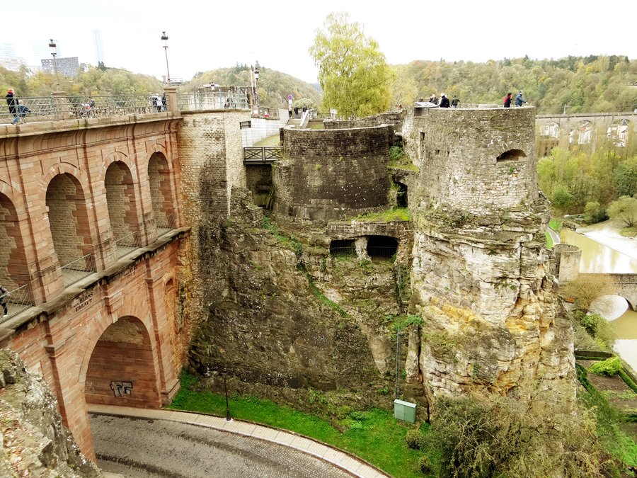 Os Casemates de Luxemburgo