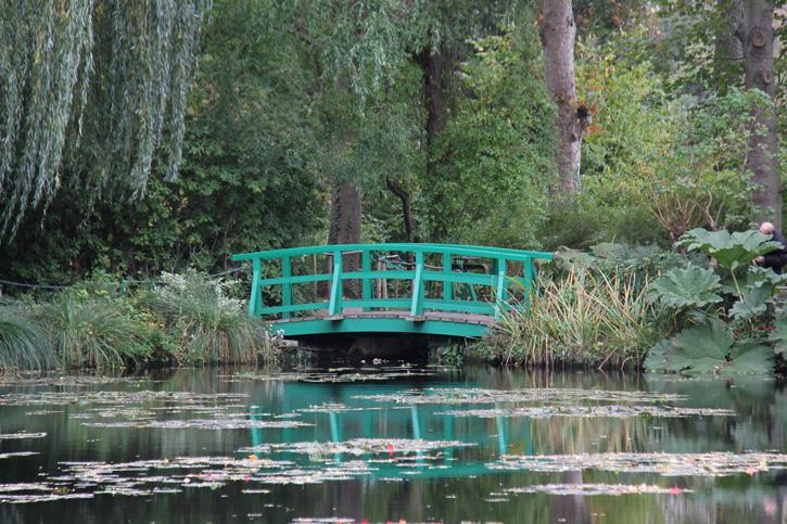 Visitando os jardins de monet em giverny for Jardins de monet a giverny