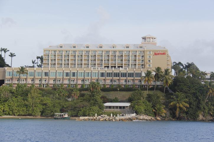 O Hotel que ficamos