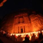Petra by Night (Com Panorama)
