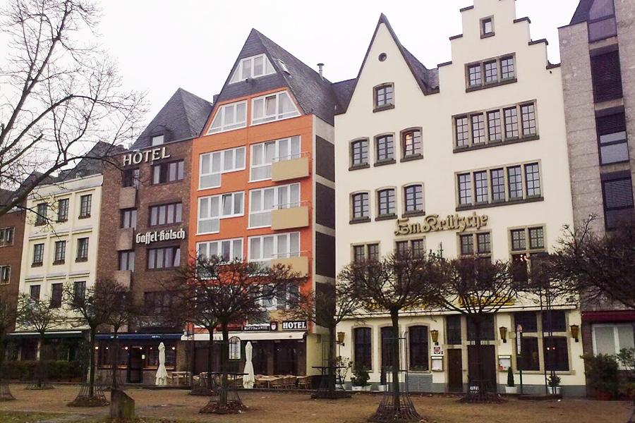 hoteis em colonia