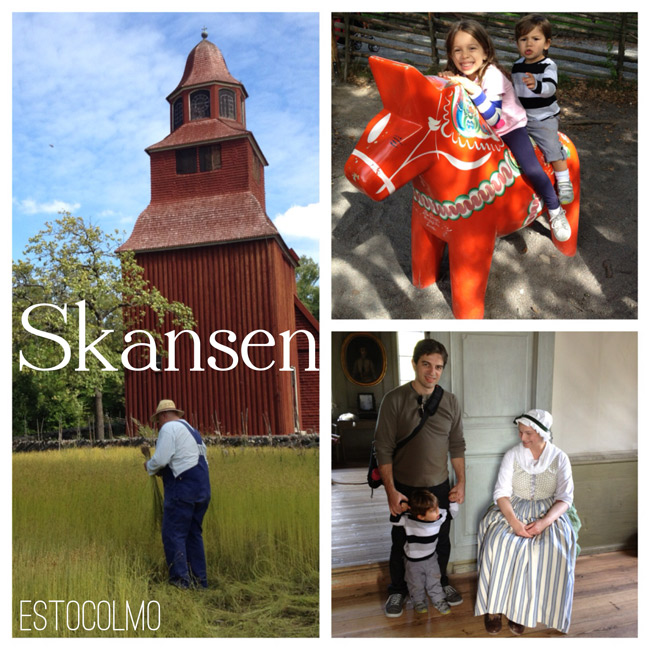 Skansen, o museu vivo mais antigo do mundo