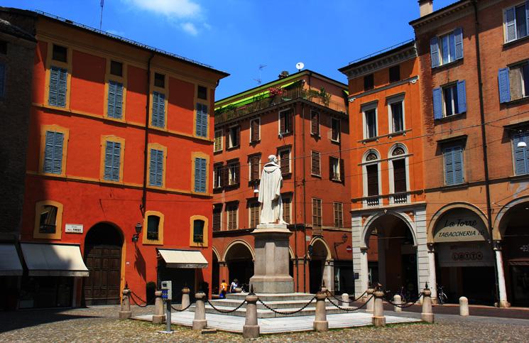 Emilia-Romagna – A Itália sem Pressa