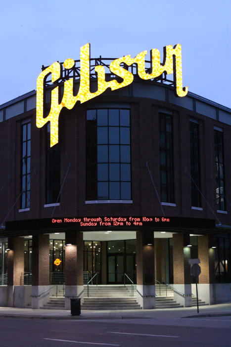 Fábrica da Gibson