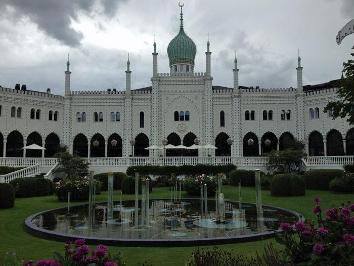 O Palácio Mouro é um hotel e restaurante, Nimb