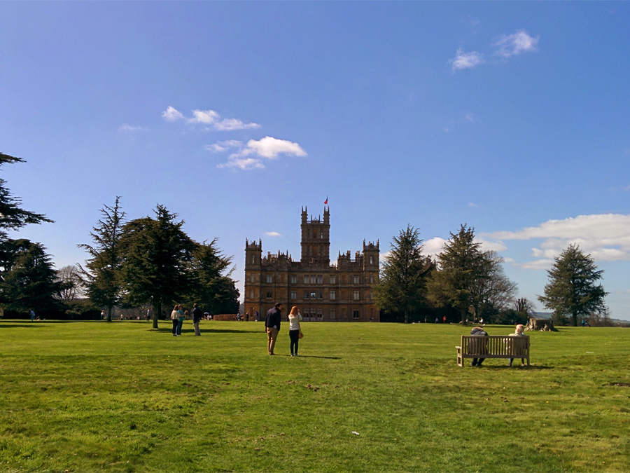 Downton Abbey - Highclere Castle