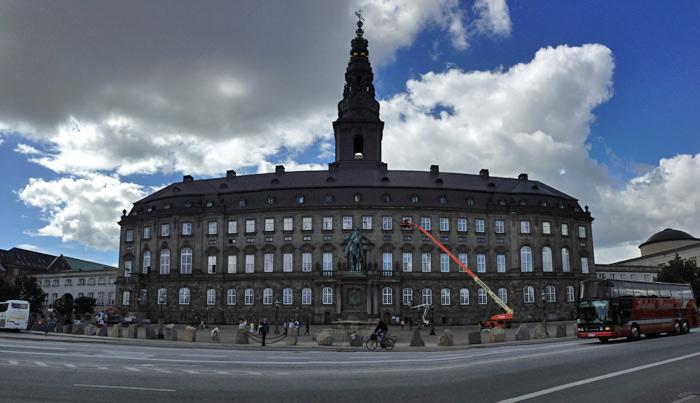Palácio de Christiansborg