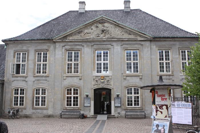 Danish Design Museum, não entramos