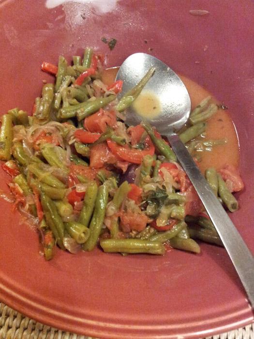Os legumes com o gostinho da Toscana