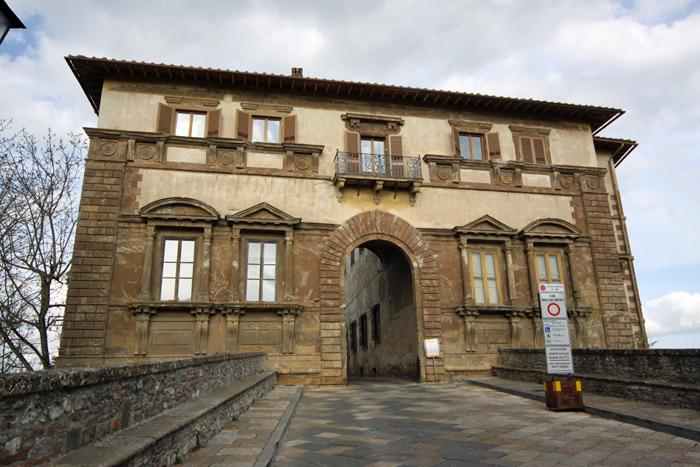 Palazzo Campana, em Colle di Val d'Elsa