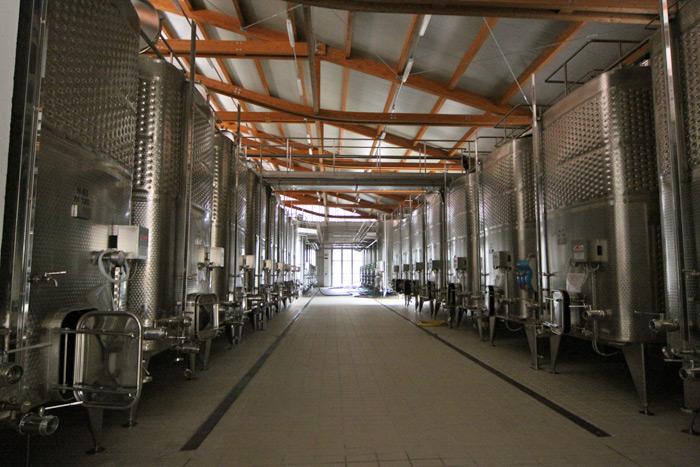 Conhecendo o processo de produção da Barone Ricasoli