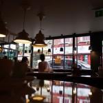 Hotel em Londres - café do hotel