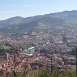 Funicular de Artxanda em Bilbao