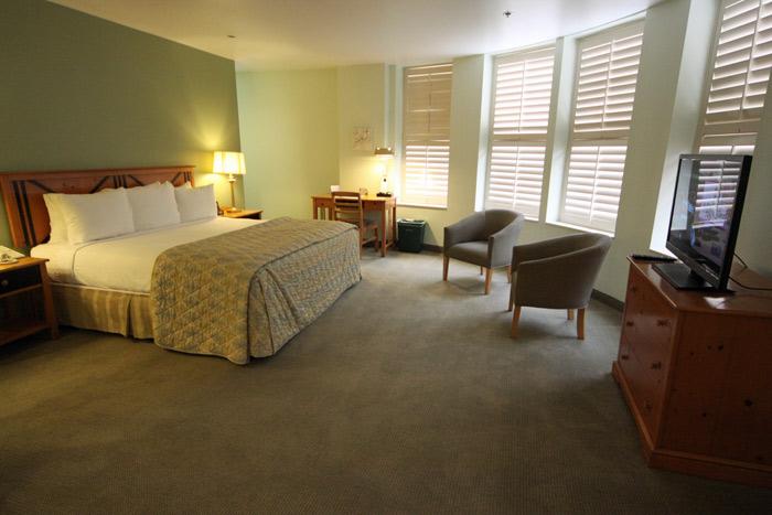 onde ficar em San Antonio: Crockett Hotel: quarto de quina