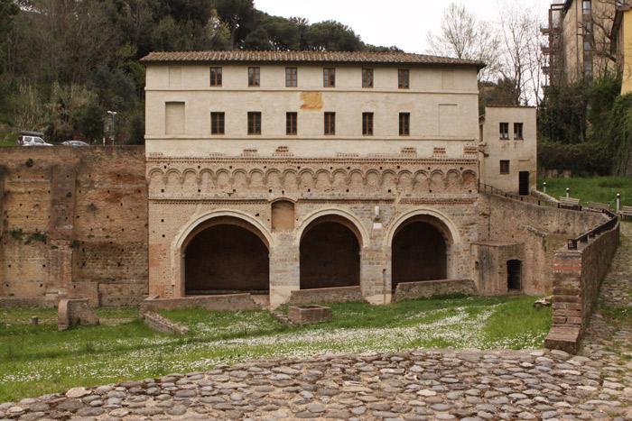 Museo dell'Acqua em Siena