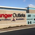 Compras em Washington DC: Tanger Outlets