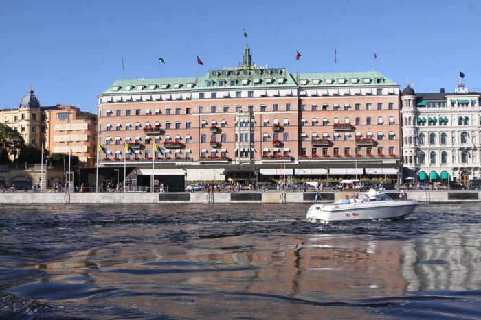 Passeio de barco em Estocolmo - Royal Canal Tour