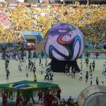 Copa do Mundo 2014: A Abertura e Jogo do Brasil no Itaquerão