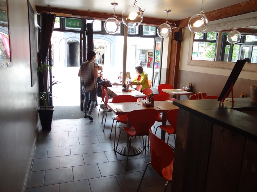 restaurante vietnamita em Londres