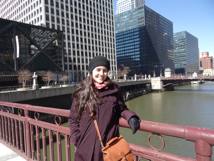 Intercambio em Chicago