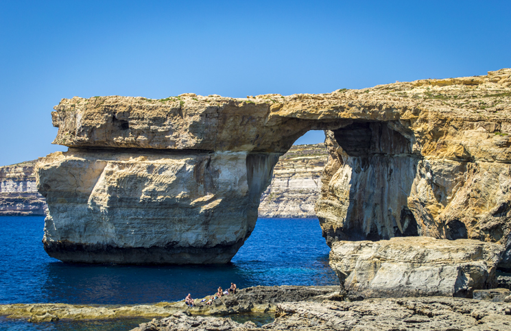 Malta Azure Window