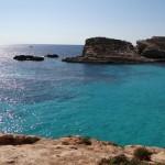 Malta: a Lagoa Azul em Comino