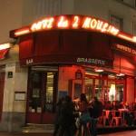 O Café da Amélie Poulin em Paris