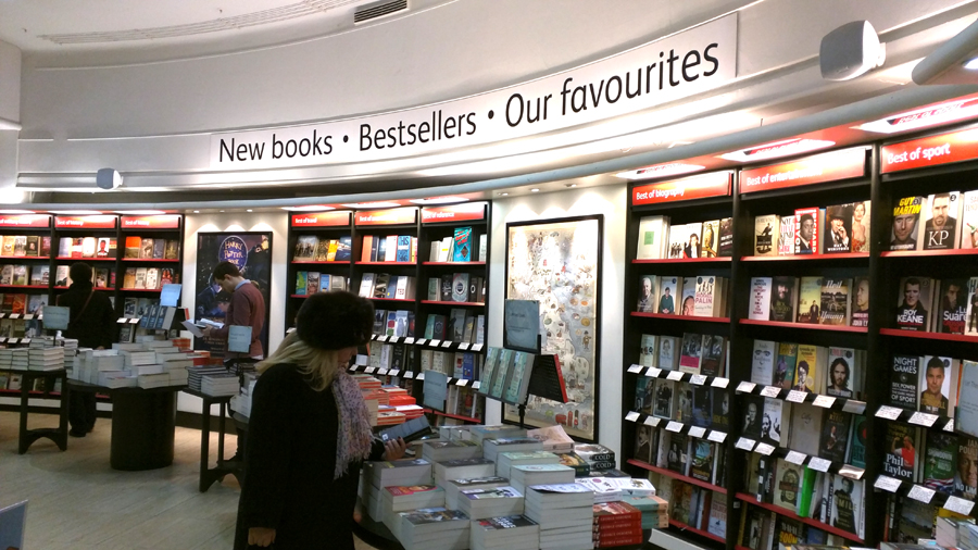 Waterstones Piccadilly