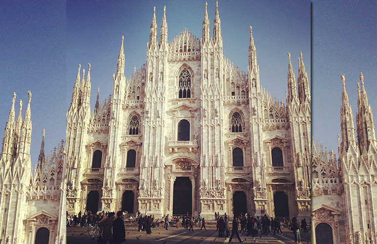 10 Coisas de até 10 Euros para Fazer em Milão