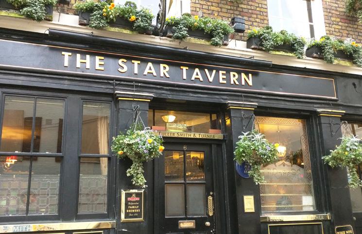 pubs em Londres